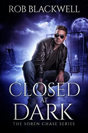 Cover for Closed at Dark