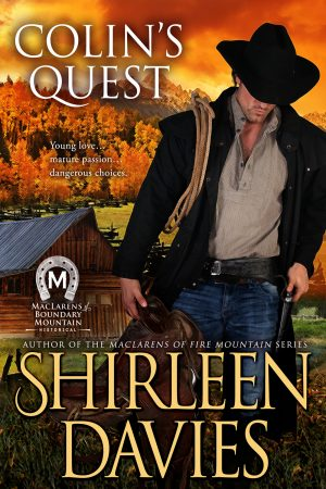 Cover for Colin's Quest