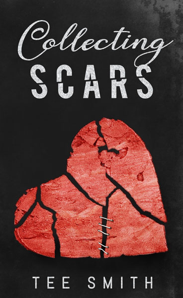 Cover for Collecting Scars