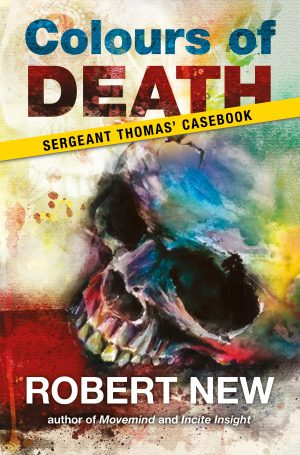 Cover for Colours of Death