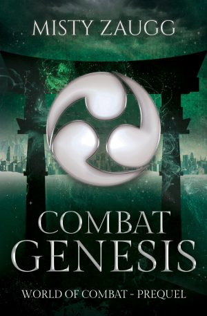 Cover for Combat Genesis