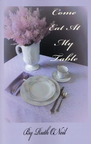 Cover for Come Eat at My Table