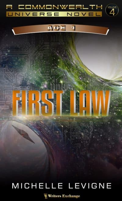 Cover for First Law