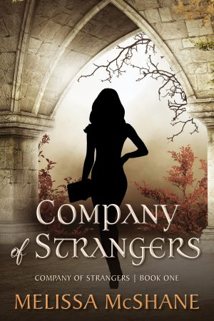 Cover for Company of Strangers