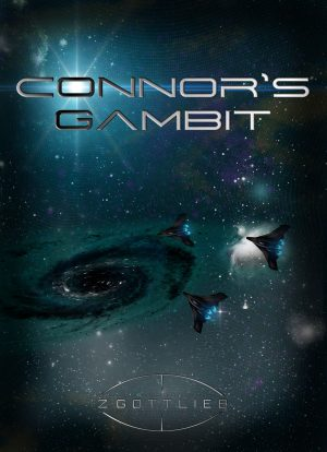 Cover for Connor's Gambit