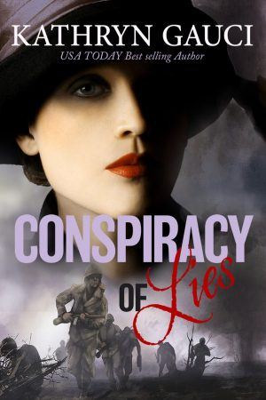 Cover for Conspiracy of Lies