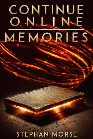 Cover for Memories