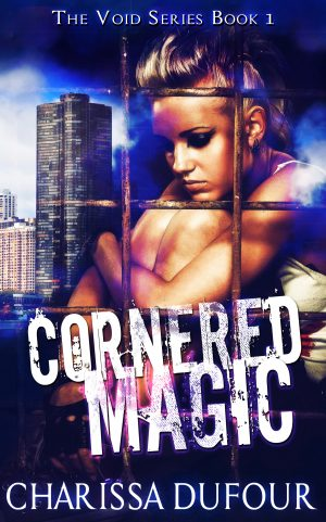 Cover for Cornered Magic