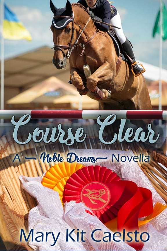Cover for Course Clear: A Noble Dreams Novella
