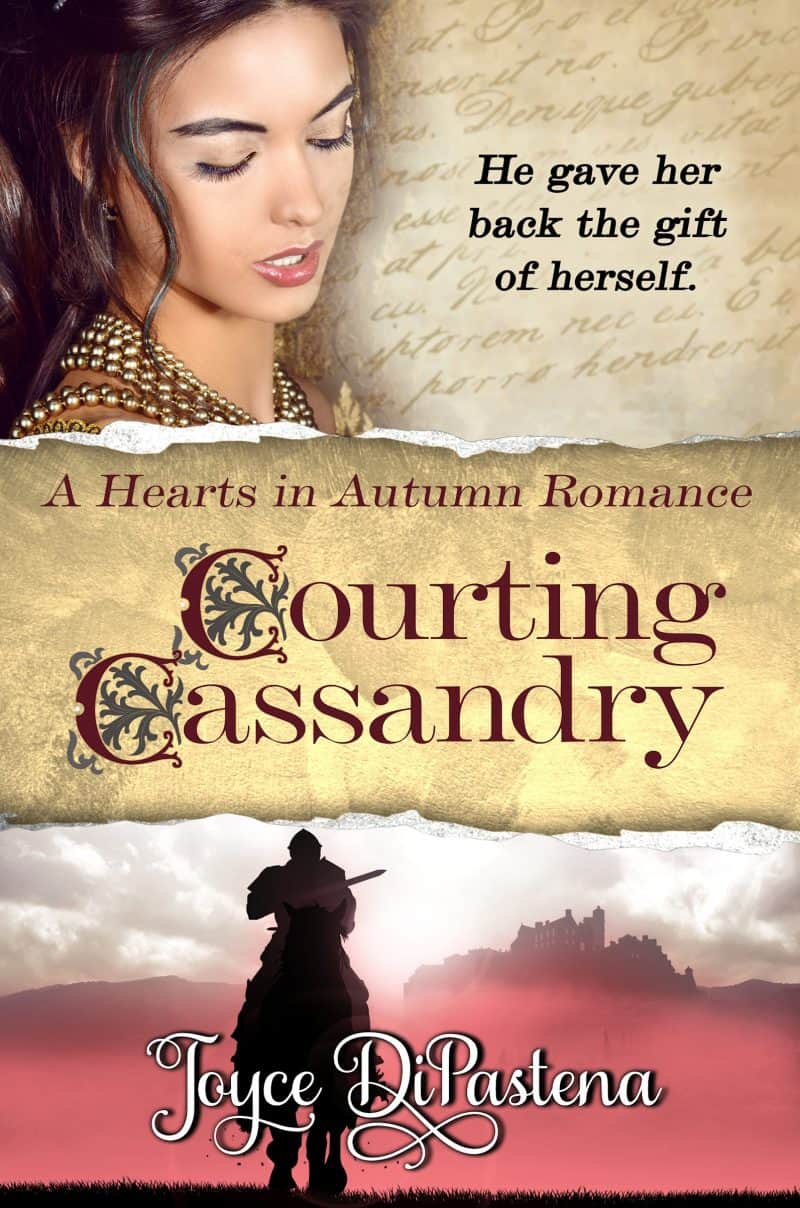 Cover for Courting Cassandry