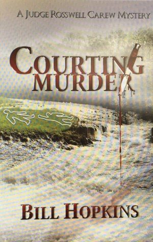 Cover for Courting Murder