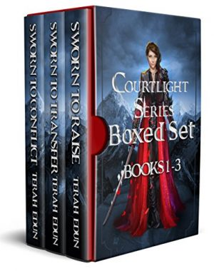 Cover for Courtlight Boxed Set