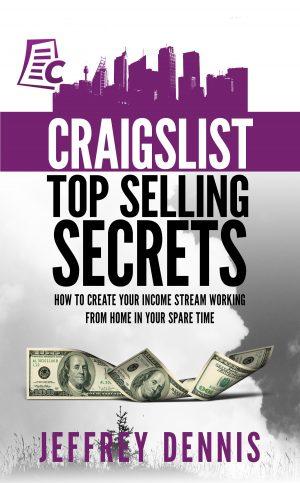 Cover for Craigslist Top Selling Secrets