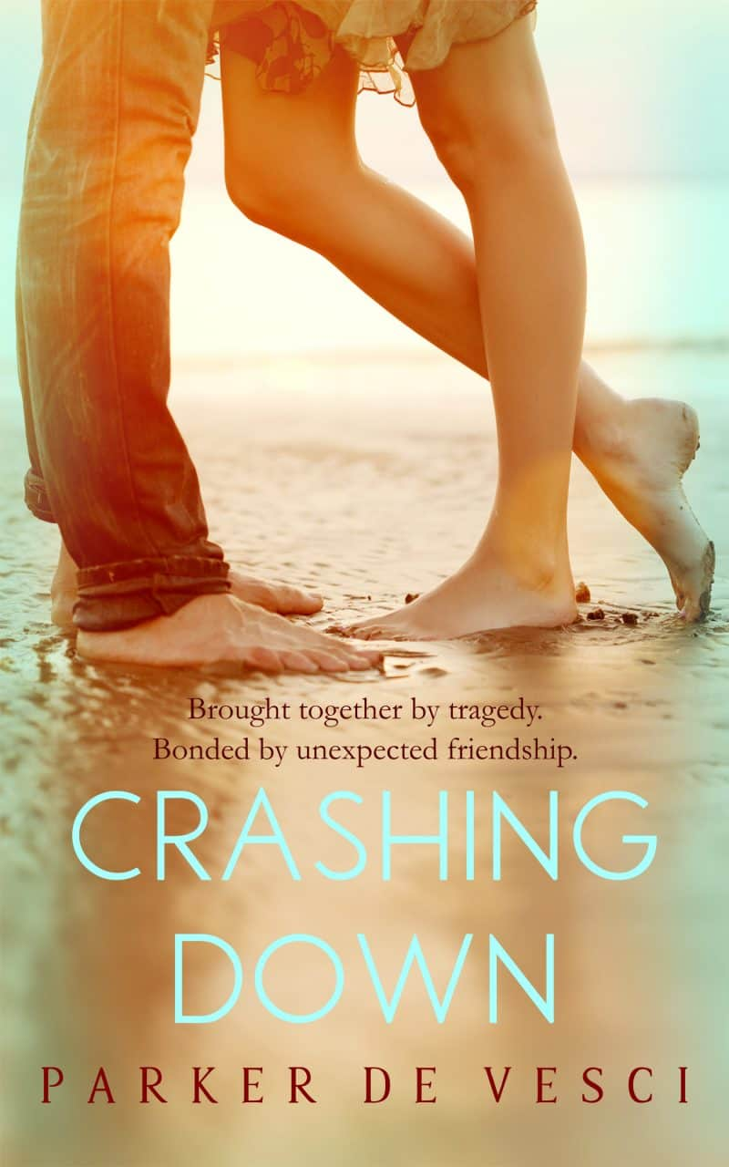 Cover for Crashing Down