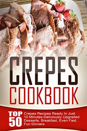 Cover for Crepes Cookbook