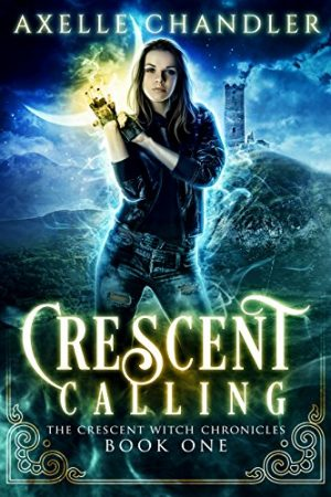 Cover for Crescent Calling