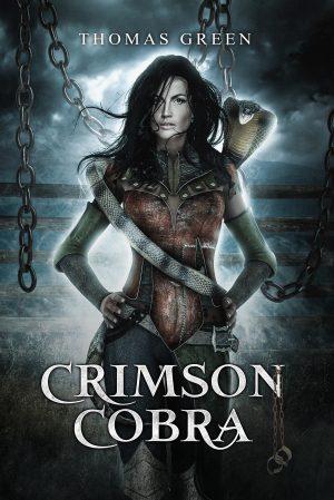Cover for Crimson Cobra