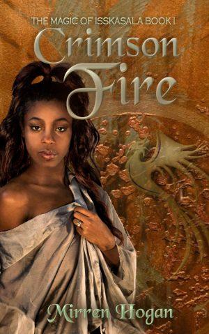 Cover for Crimson Fire