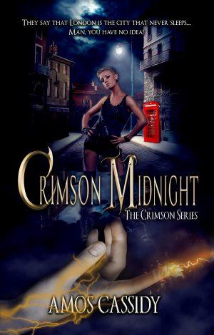 Cover for Crimson Midnight