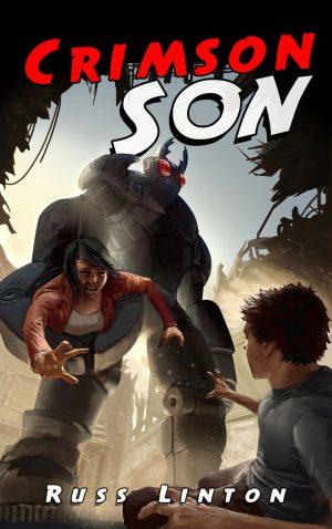 Cover for Crimson Son