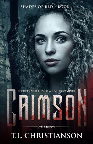 Cover for Crimson