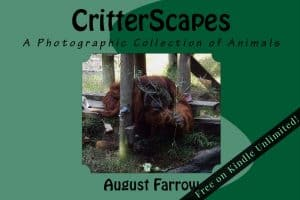 Cover for CritterScapes: A Photographic Collection of Animals