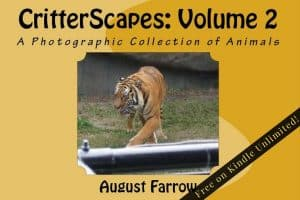 Cover for CritterScapes: Volume 2: A Photographic Collection of Animals