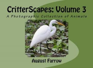 Cover for CritterScapes: Volume 3: A Photographic Collection of Animals