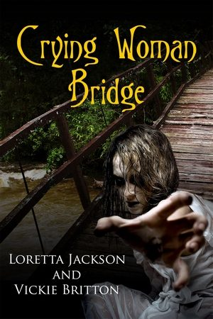 Cover for Crying Woman Bridge