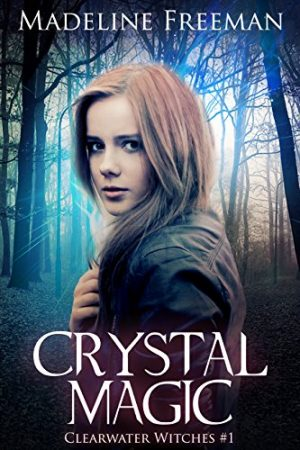 Cover for Crystal Magic