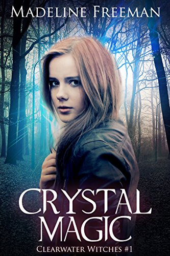 Free Book--Cover for Crystal Magic