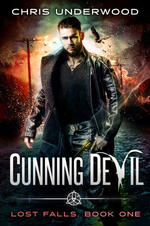 Cover for Cunning Devil