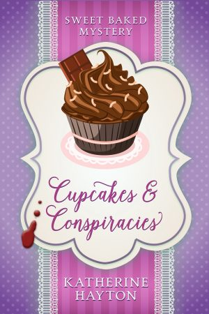Cover for Cupcakes and Conspiracies