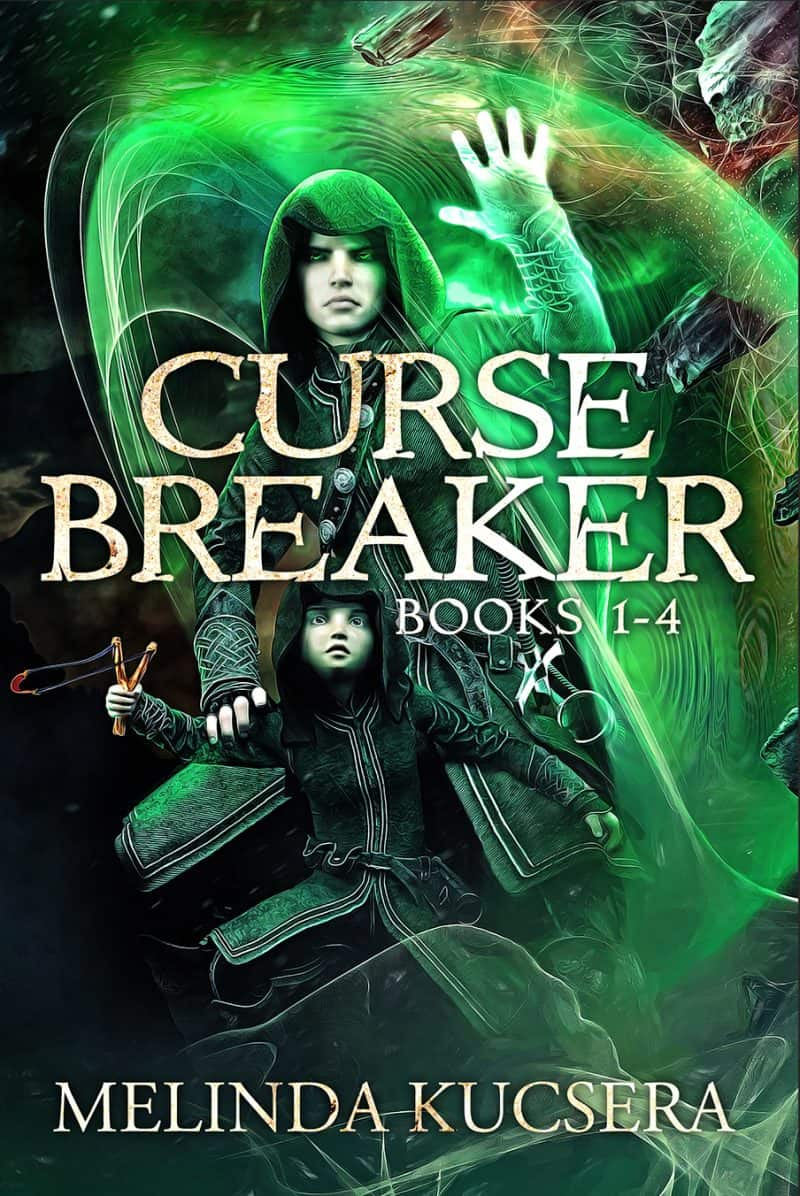 Cover for Curse Breaker: Books 1-4