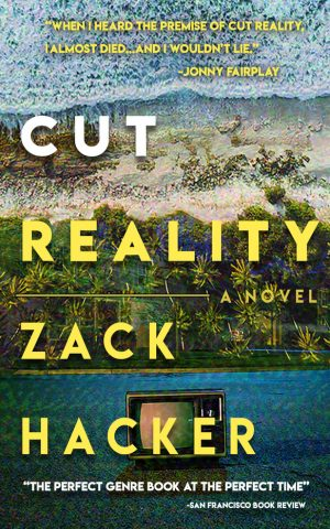 Cover for Cut Reality