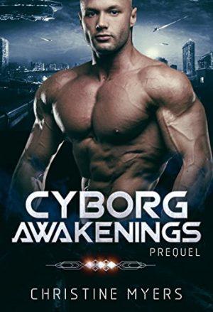 Cover for Cyborg Awakenings