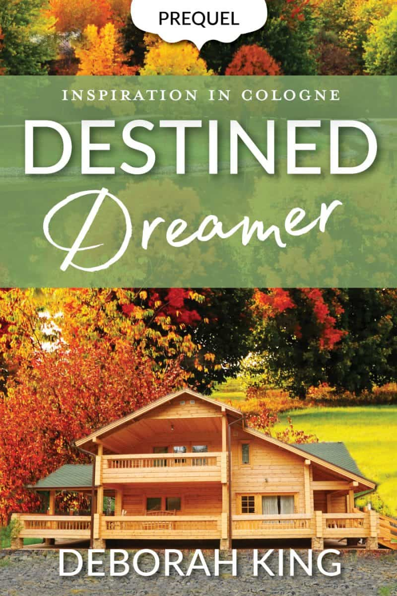 Cover for Destined Dreamer