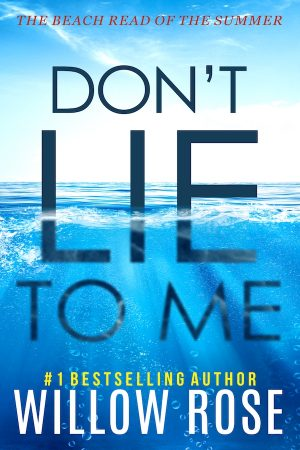 Cover for Don't Lie to Me