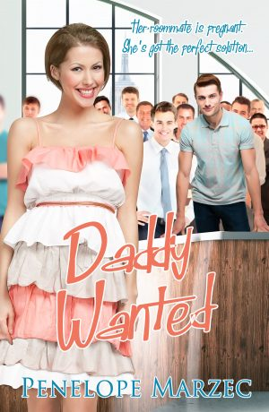 Cover for Daddy Wanted
