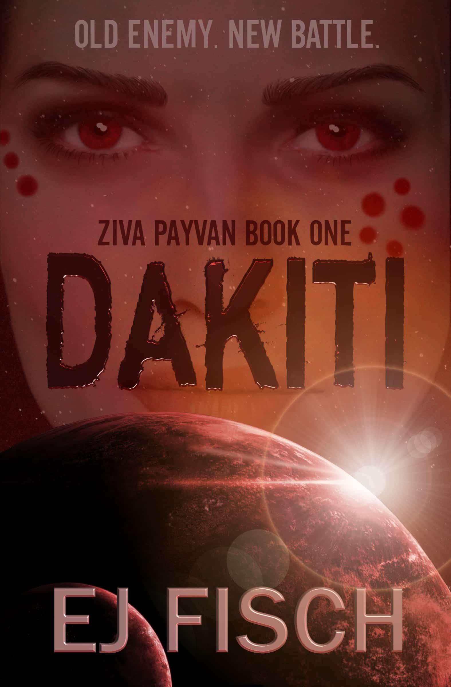 Cover for Dakiti