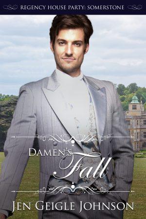 Cover for Damen's Fall