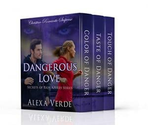 Cover for Dangerous Love