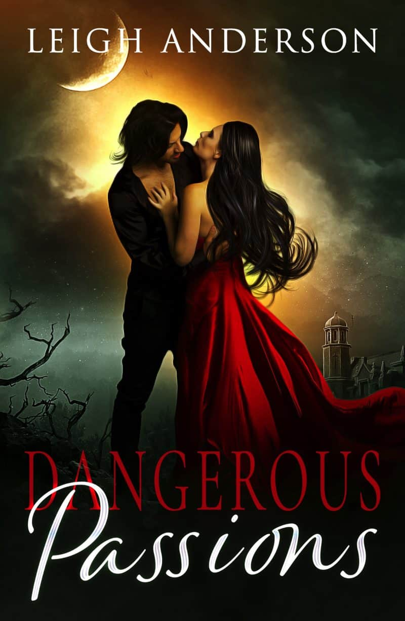 Cover for Dangerous Passions