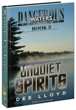 Cover for Unquiet Spirits