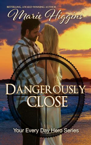 Cover for Dangerously Close