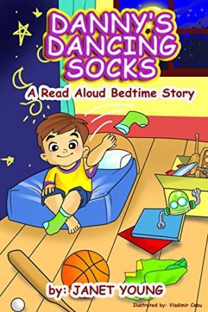 Cover for Danny's Dancing Socks