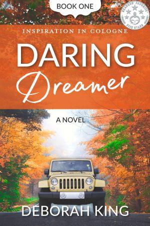 Cover for Daring Dreamer