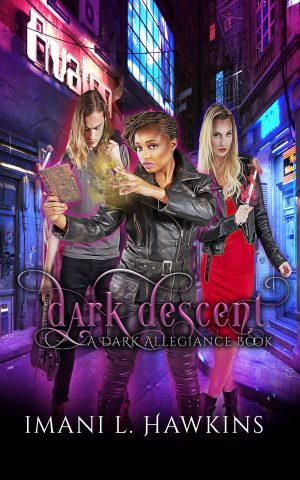 Cover for Dark Descent