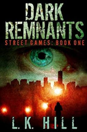 Cover for Dark Remnants