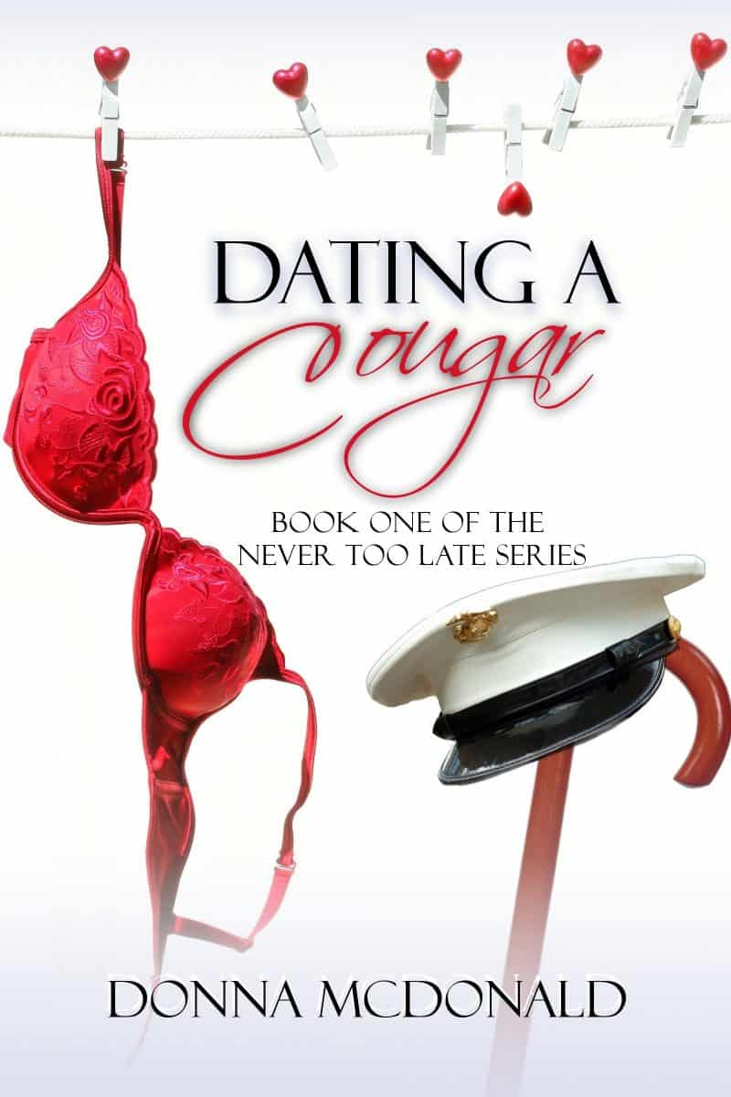 Cover for Dating a Cougar